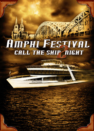 Amphi Call The Ships | The Black Gift Kultur Magazin
