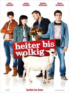 Heiter bis wolkig -  The Black Gift Magazin