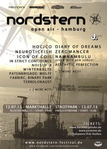 The Black Gift Magazin - Nordstern Festival 2013