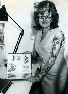 (c)Taschen Verlag 1000 Tattoos -The Black Gift Magazin