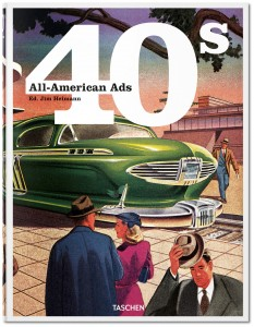 All-American Ads of the 40s | The Black Gift Kulturmagazin