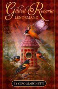 Gilded  Reverie  Lenormand  The Black Gift Kulturmagazin
