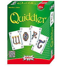 Quiddler - The Black Gift Kulturmagazin