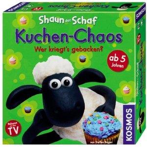 Kuchen-Chaos - Shaun das Schaf