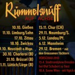 Rummelsnuff | The Black Gift Kulturmagazin