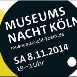 15 Kölner Museumsnacht | The Black Gift Kulturmagzin