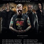 Combichrist Tour | The Black Gift Kulturmagazin