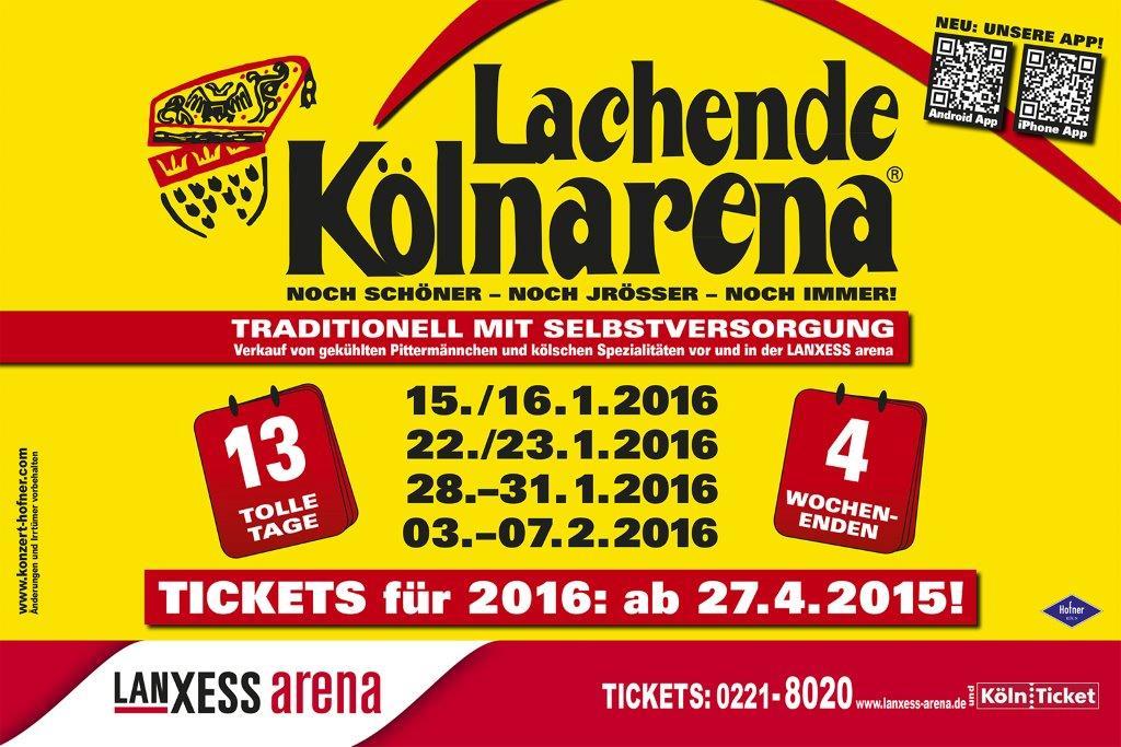 Lachende Pänz Arena 2021