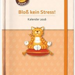 Oommh-Katze Bloß kein Stress Kalender