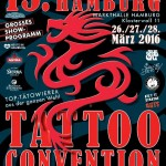 15. Tattoo Convention in Hamburg