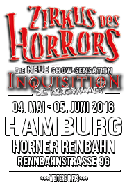 Zirkus des Horrors Hamburg