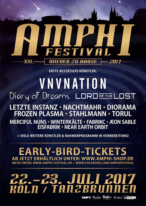 Amphi Festival 2017 The Black Gift Magazin
