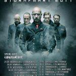 Eisbrecher Sturmfahrt Tour 2017