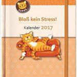 Oommh Katze Bloß kein Stress