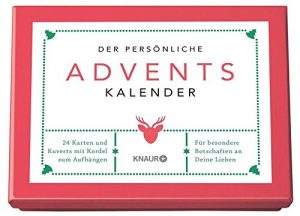 Elma van Vliet - der persönliche Adventskalender | The Black Gift Kulturmagazin