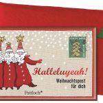 Halleluyeah-Weihnachtspost-für-dich