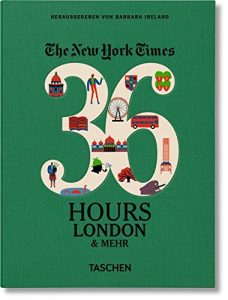New York Times 36 Hours London