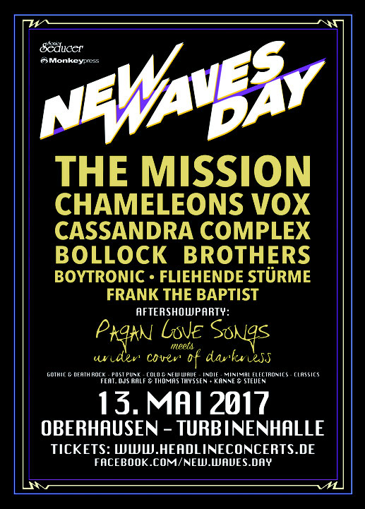 New Wave Days 13052017