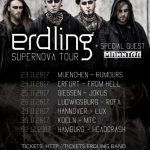 Erdling Supernova Tour 2017