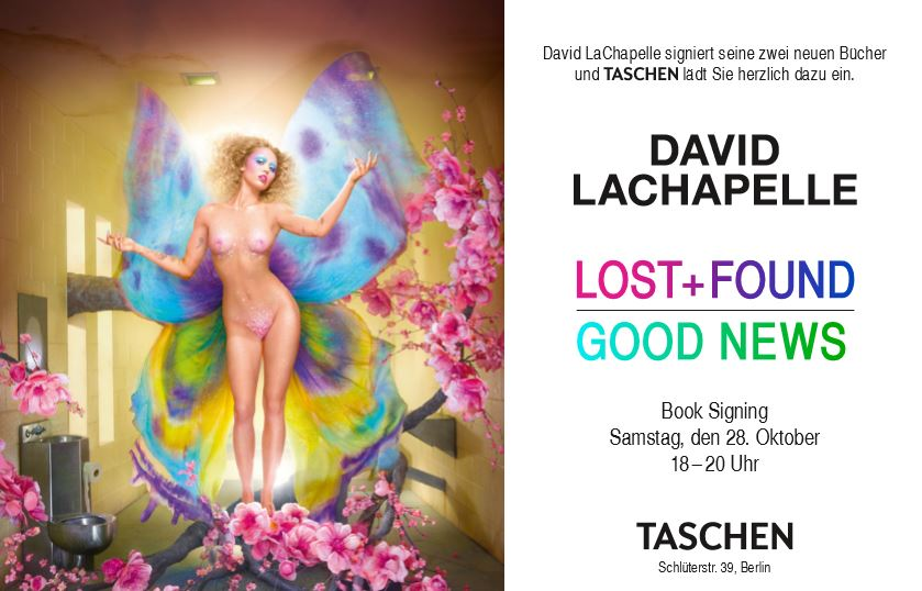 David LaChapelle Taschen Berlin 28102017