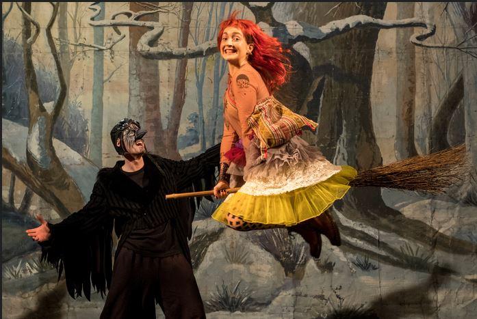 Die Kleine Hexe - (c) Oliver Fantitsch