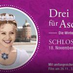 Drei Haselnüsse für Aschenbrödel Banner (c)www.schloesserland-sachsen.de