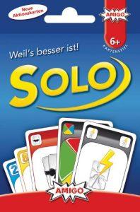 Solo Jubiläum - Amigo Spiel