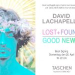 David LaChapelle signing Köln 26042018