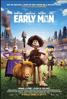 Early Man Kinofilm