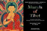 Murals of Tibet Präsentation in Hamburg