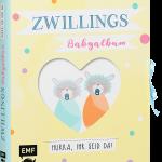 Hurra-ihr_seid_da - Zwillings-Babyalbum