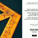 Christo signiert Berlin 27 03 2019