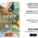 Albert Oehlen signiert 27052019 Hamburg