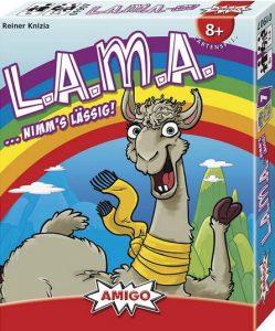 L.A.M.A. - Amigo Spiel