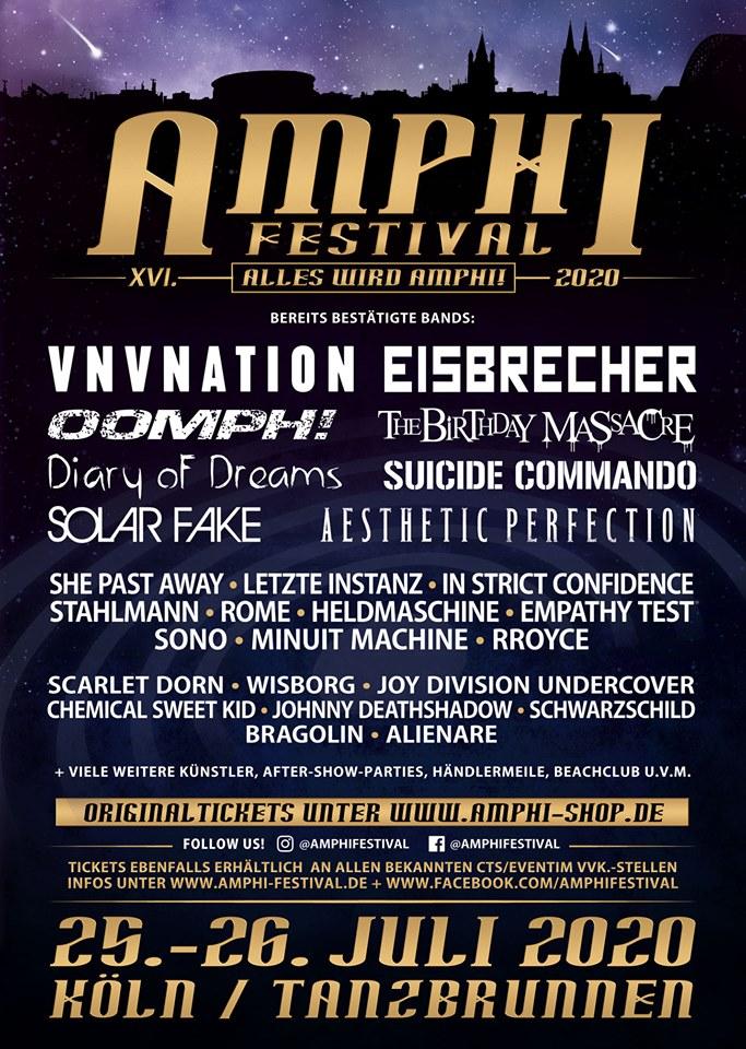 Amphi Festival 2020