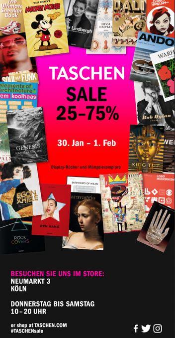 Taschen Sale 2020 Köln