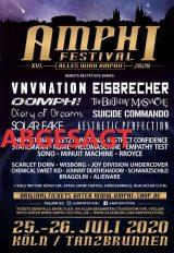 Amphi Festival 2020 Absage