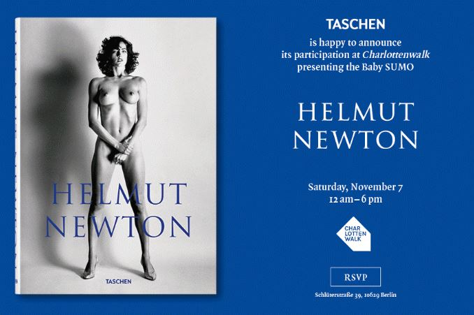 Helmut Newton SUMO Präsentation (c) Taschen Verlag
